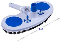 """Milliard Air-Relief Weighted Pool and Spa Vacuum Head, 13.5"""""""