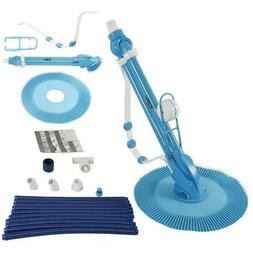 Automatic Swimming Pool Cleaner Suction In-Ground Vacuum Hea