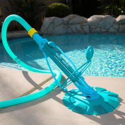 Automatic VACUUM CLEANER Swimming SWEEPER Pool In-ground Alg