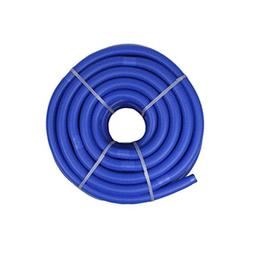 Blue Blow-Molded PE In-Ground Swimming Pool Cuttable Vacuum