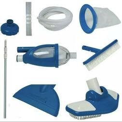 Intex Deluxe Cleaning Maintenance Swimming Pool Kit with Vac