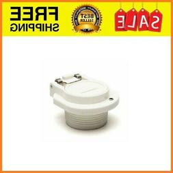 Free Rotation Pool Vacuum Vac Lock Safety Wall Fitting For S