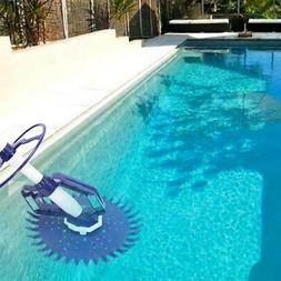 Inground Above Ground Swimming Pool Automatic Cleaner Pool V