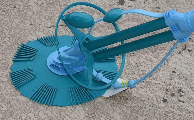 automatic suction pool vacuum for above ground