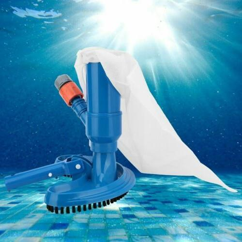 Swimming Spa Pool Suction Brush Cleaner Cleaning