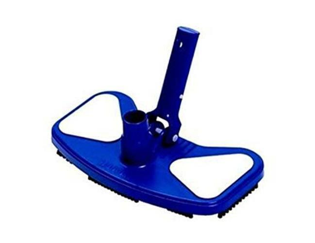 hydrotools by weighted butterfly pool vacuum head