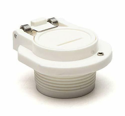 Pool Vac Safety Fitting