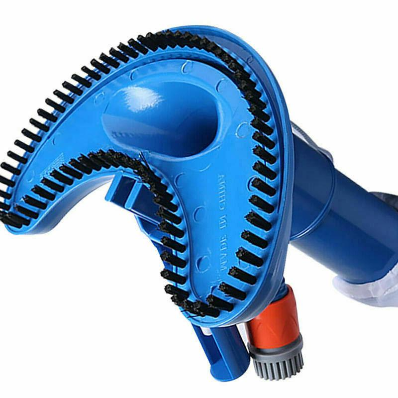 US Suction Head Brush Cleaner Fountain Cleaning