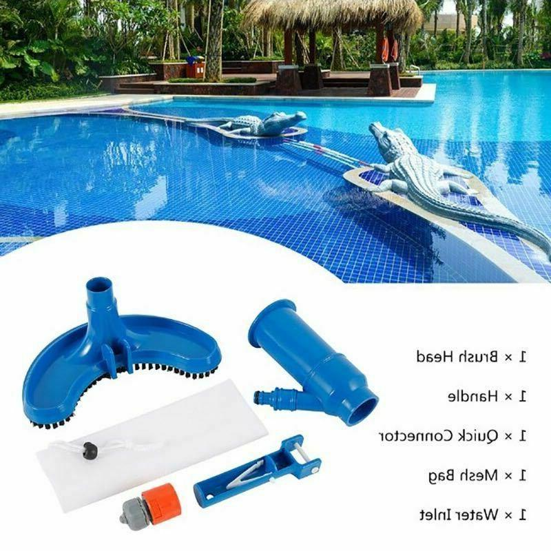 US Swimming Suction Cleaner
