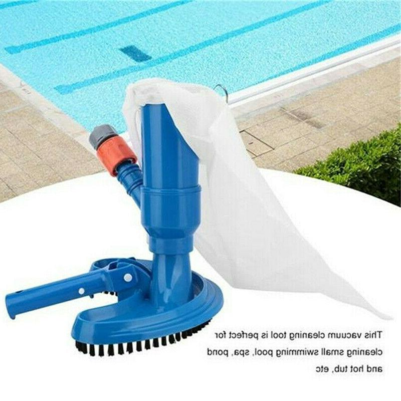 Swimming Pool Brush Tool Tub Fountain US