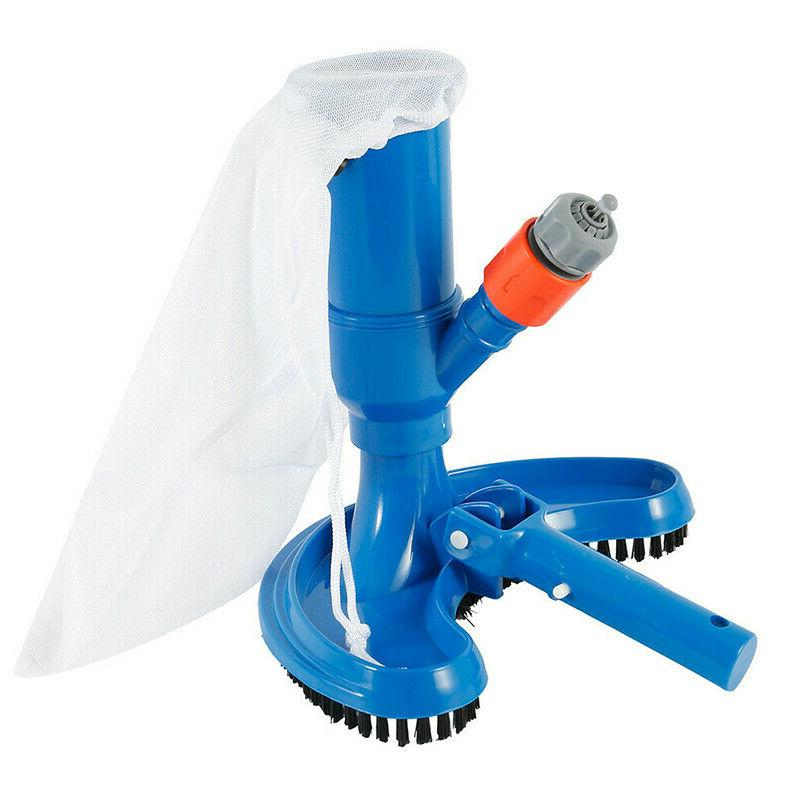 Swimming Pool Vacuum Brush Fountain Pond US