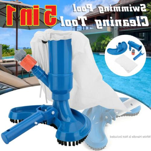 swimming spa pool pond suction vacuum head
