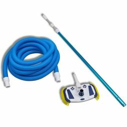 Pool Cleaning Tool Vacuum Swimming Cleaner Set with Telescop