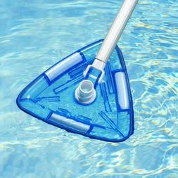 Triangle Spa Vacuum Head Swimming Pool Cleaning Tool Durable