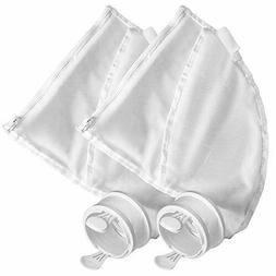 Swimming Pool Vacuum Cleaner 2 Pack Replacement Bags For Pol