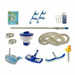 Ultra Supreme Swimming Pool Maintenance Kit for Above Ground
