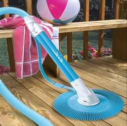 Vacuum Above Ground for Pool Cleaner Outdoor Automatic Regul